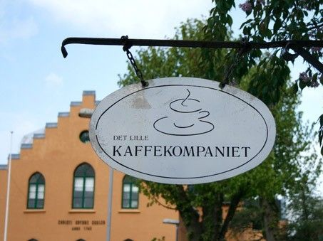 illustration of Det Lille Kaffekompaniet #3