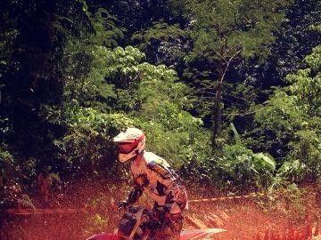 illustration of Motocross Phuket #3