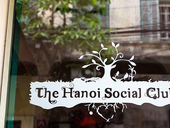 illustration of The Hanoi Social Club #4