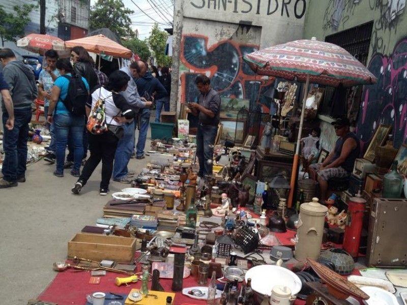 illustration of Bío Bío Flea Market #1