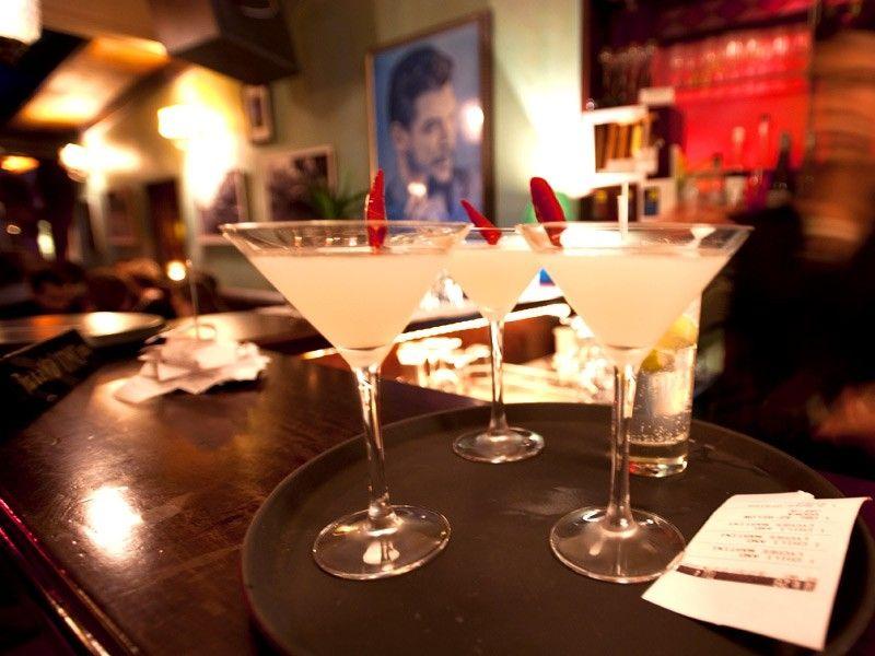 illustration of Havana Bar #3