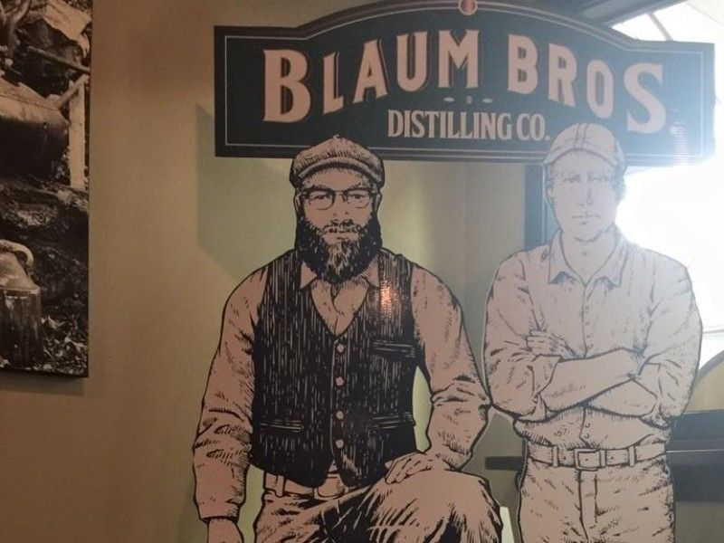 illustration of Blaum Bros. Distilling Co. #3