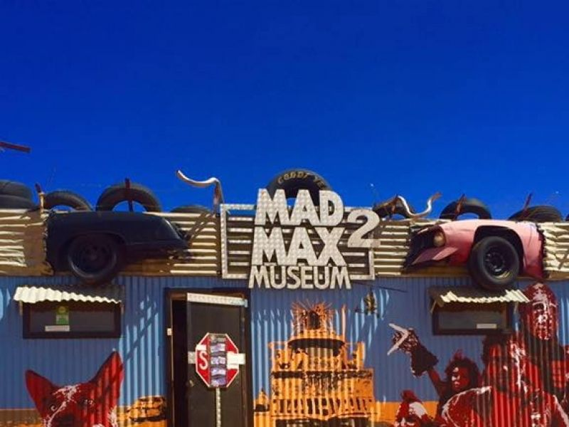 illustration of Mad Max Museum #1