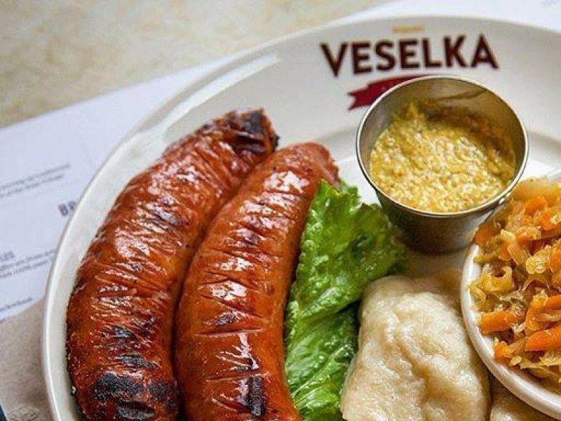 illustration of Veselka #1