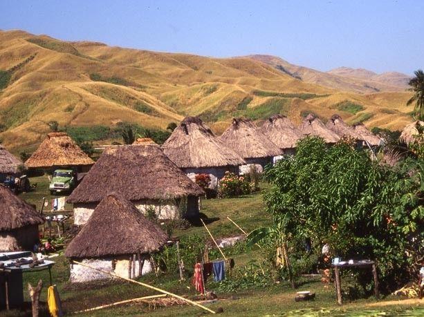 illustration of Navala Authentic Village Tour #2
