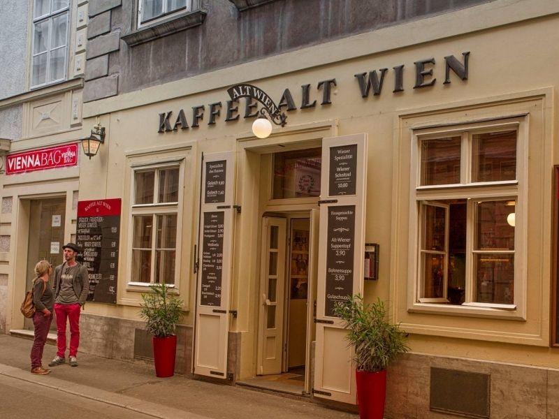 illustration of Cafe Alt Wien #1