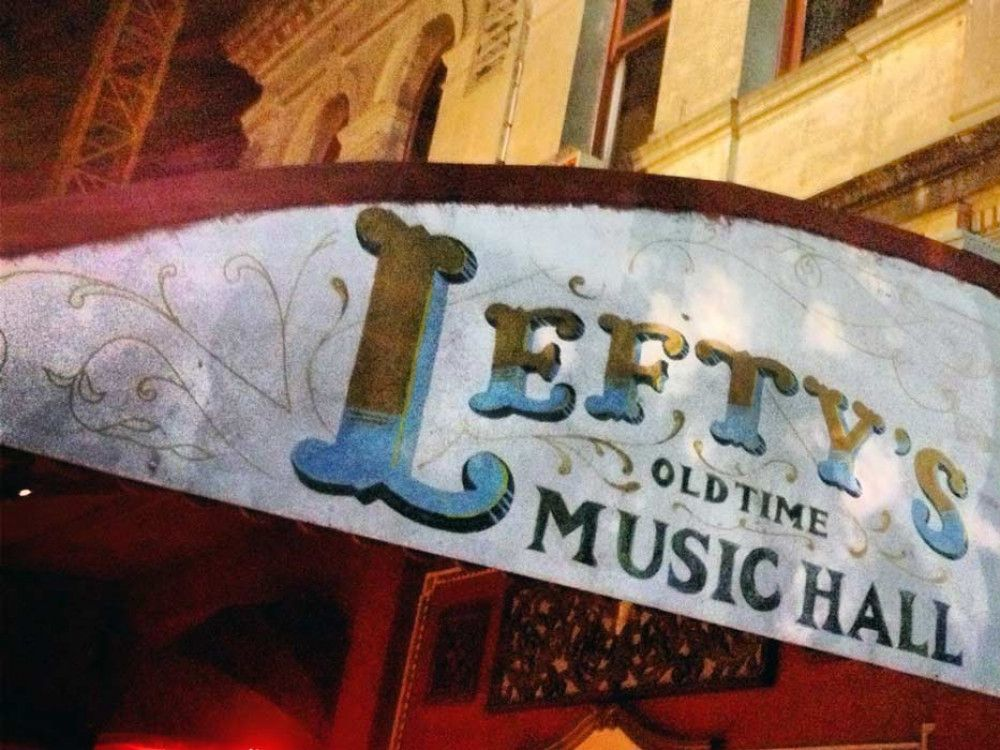 illustration of Lefty's Old Time Music Hall #2