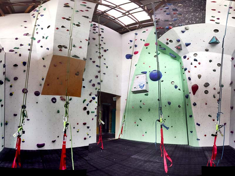 illustration of Rocksports Indoor Climbing #1