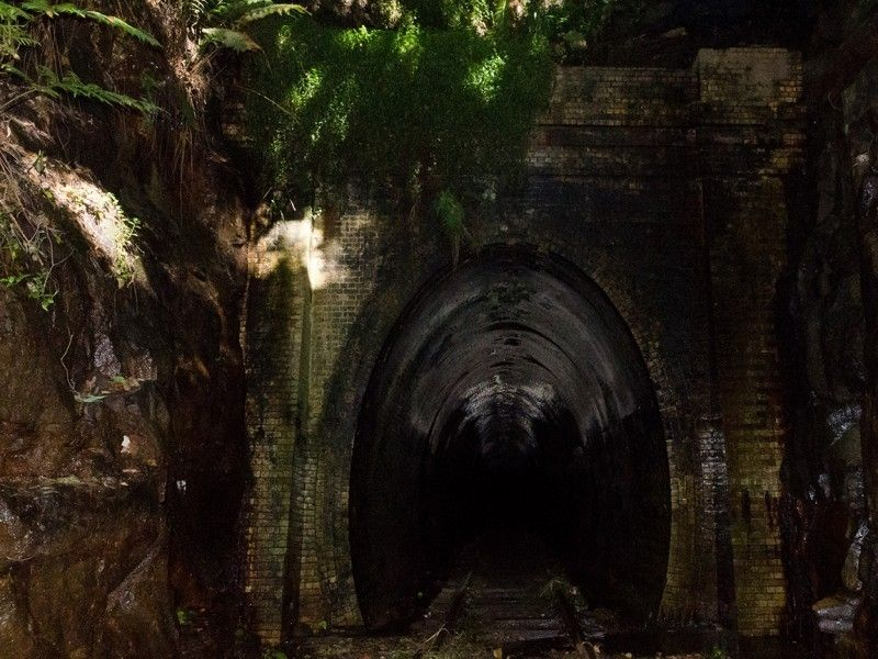illustration of The Tunnels of Old Helensburgh #2