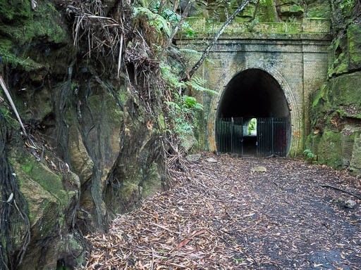 illustration of The Tunnels of Old Helensburgh #4