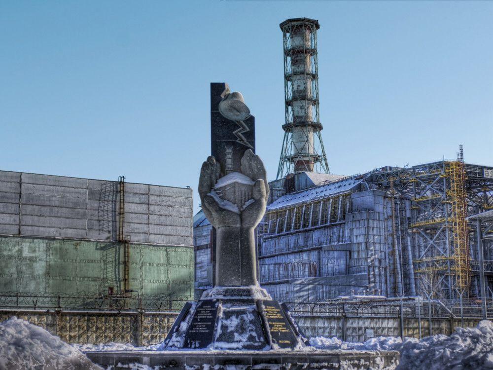 illustration of Chernobyl Tour #3
