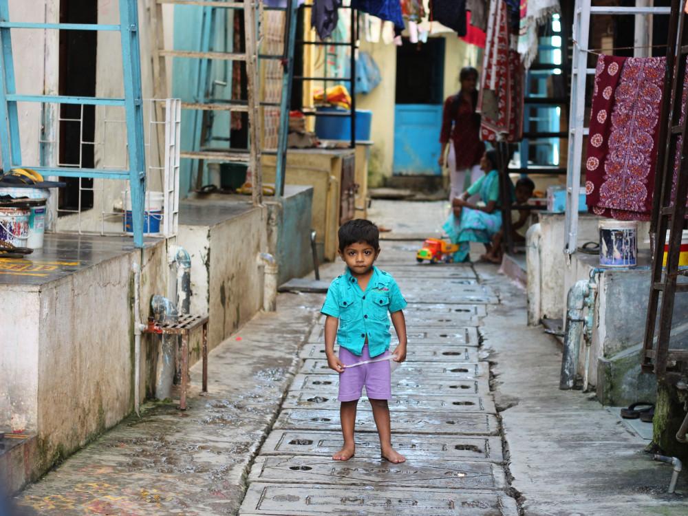 illustration of Slumgods Slum Tours #2
