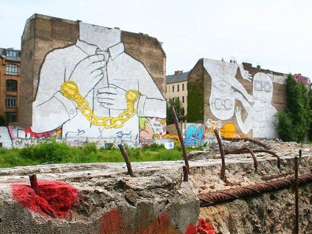 illustration of Kreuzberg #2