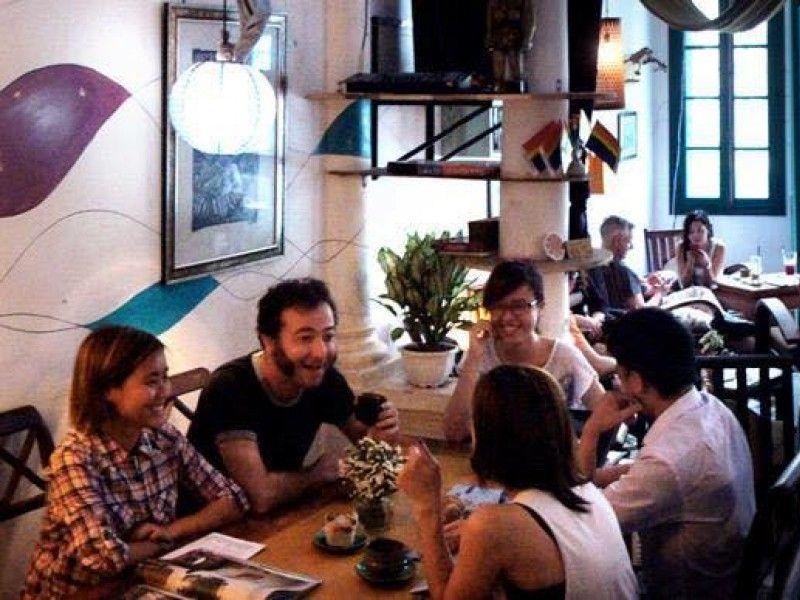 illustration of The Hanoi Social Club #2