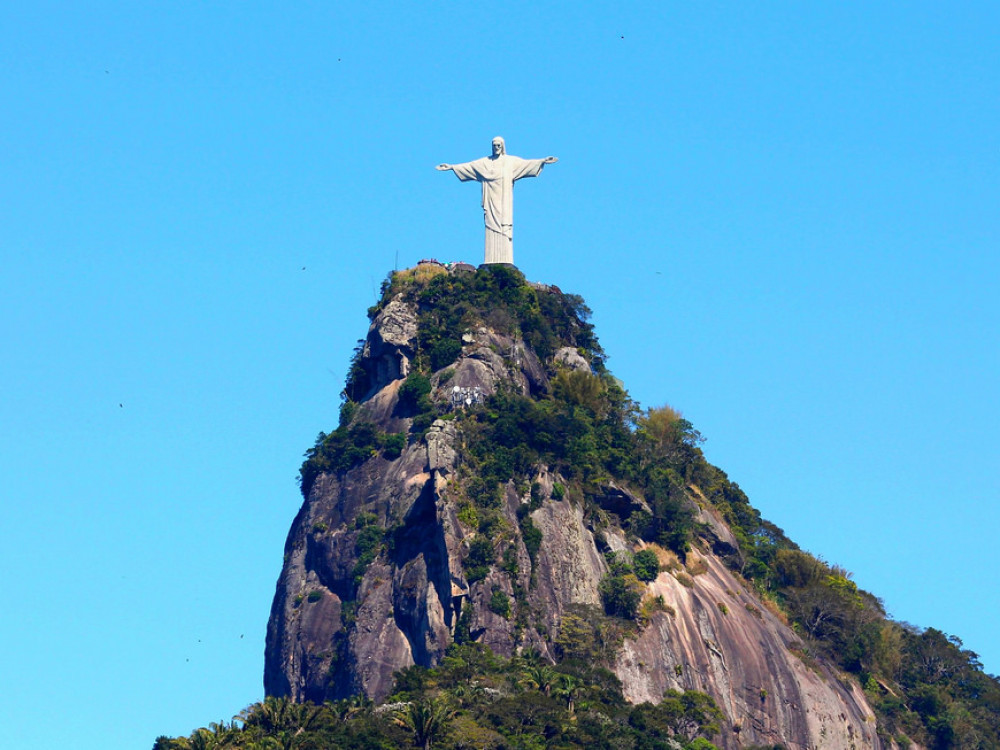 illustration of Climb Up To Christ the Redeemer #2