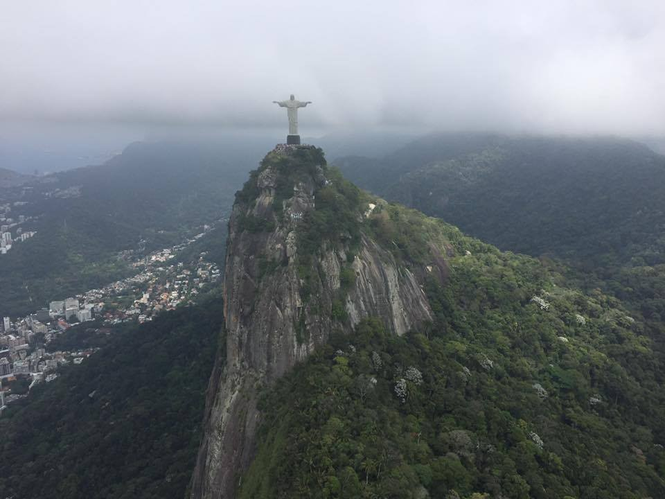 illustration of Climb Up To Christ the Redeemer #1
