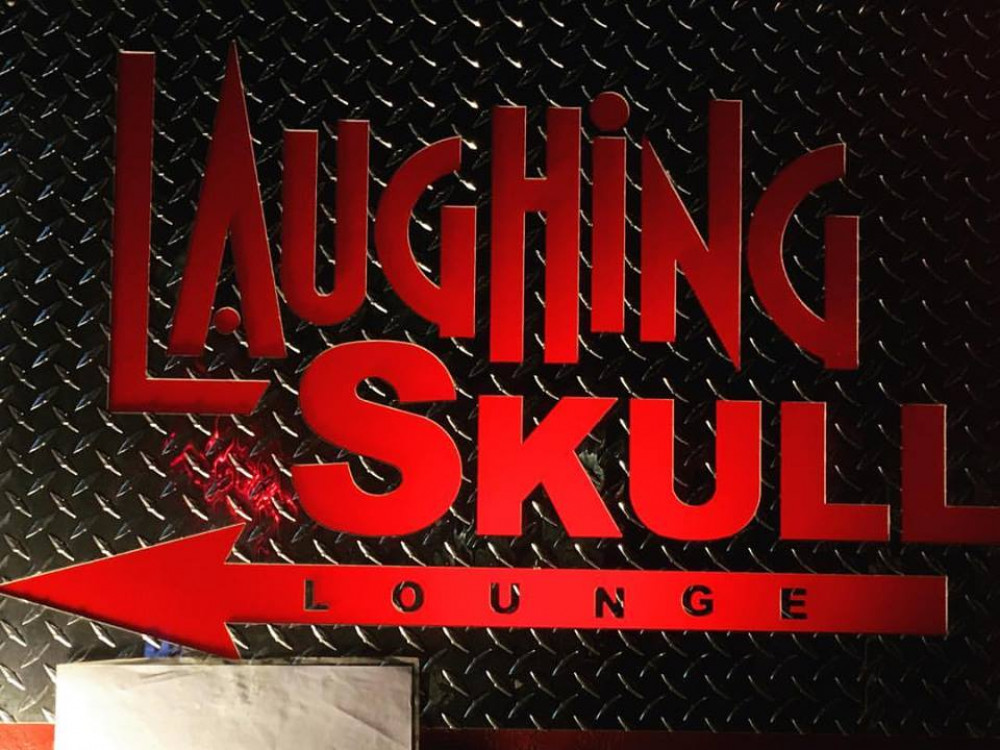 illustration of Laughing Skull Lounge #1
