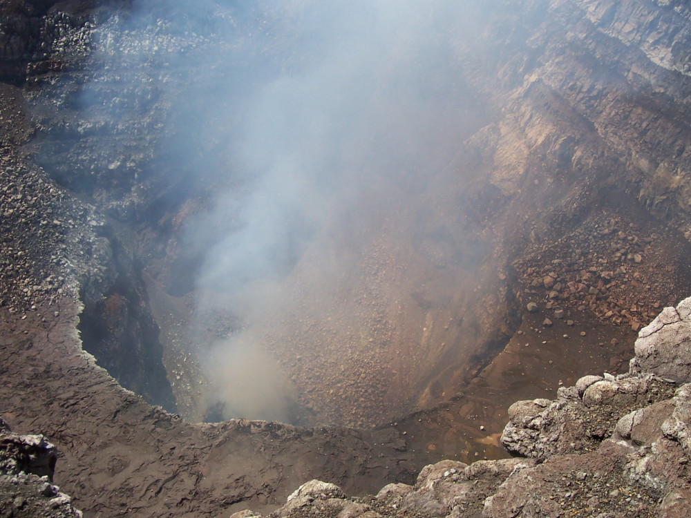 illustration of Masaya Volcano National Park #2