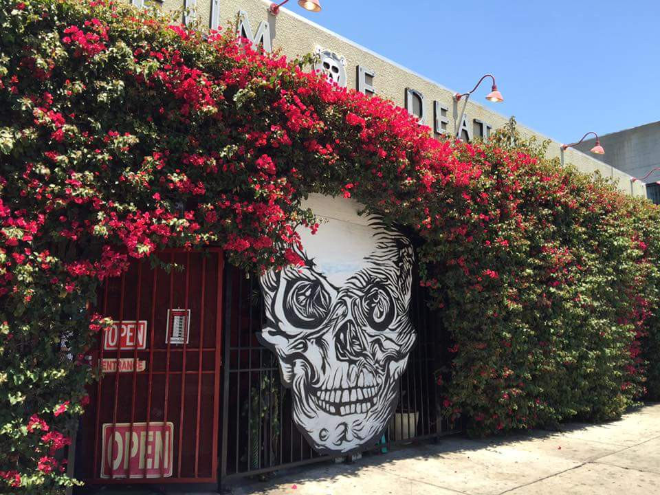 illustration of Museum of Death #1