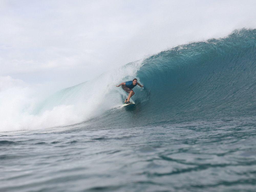 illustration of Surf Fiji #2