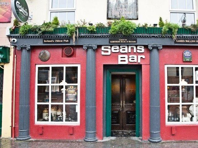 illustration of Sean's Bar #1