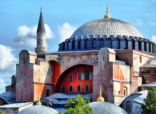 logo of Hagia Sophia