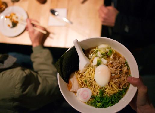 logo of Momofuku Noodle Bar