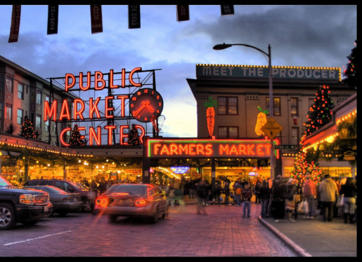 logo of Pike Place Market