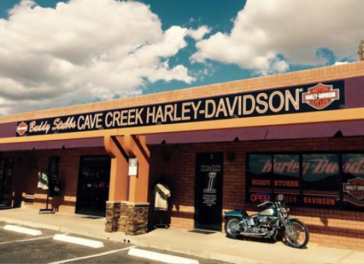 logo of Buddy Stubbs Harley-Davidson Motorcycle Museum