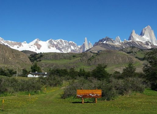 logo of Wicked Hikes from El Chaltén
