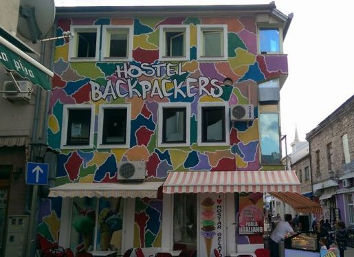 logo of Hostel Backpackers Mostar