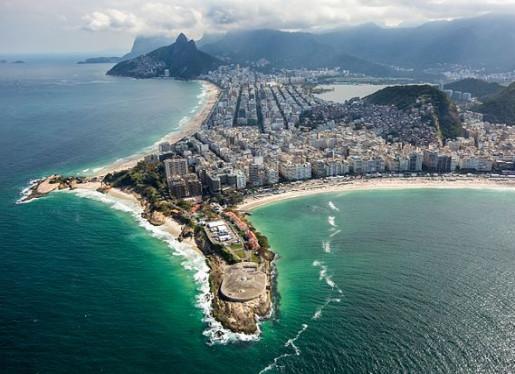 logo of Copacabana Fort