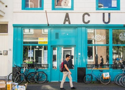 logo of ACU