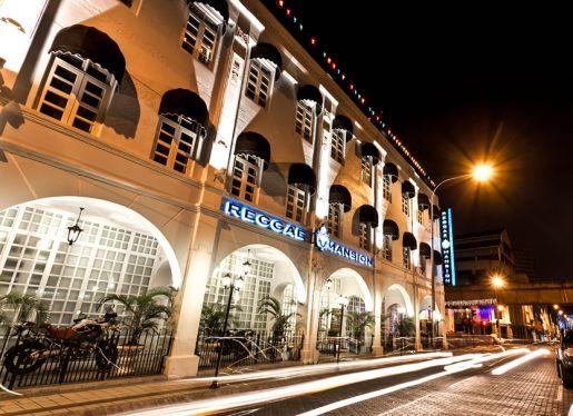logo of Reggae Mansion Kuala Lumpur