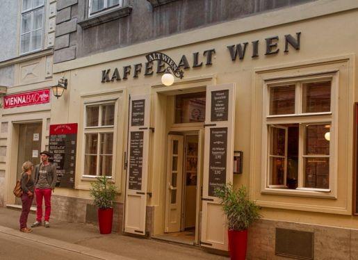 logo of Cafe Alt Wien