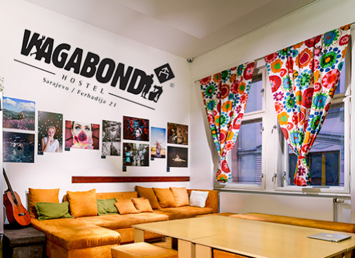 logo of Hostel Vagabond
