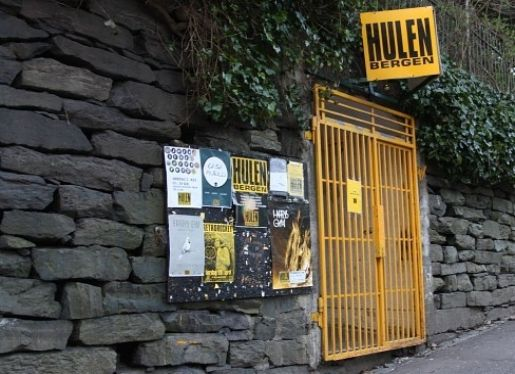 logo of Hulen
