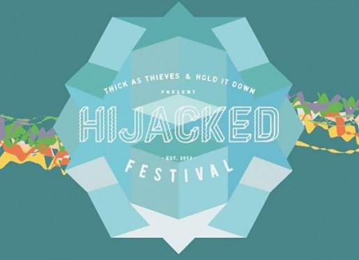 logo of Hijacked Festival