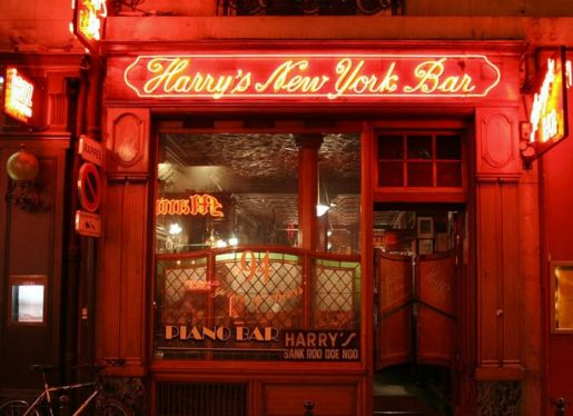 logo of Harry's New York Bar