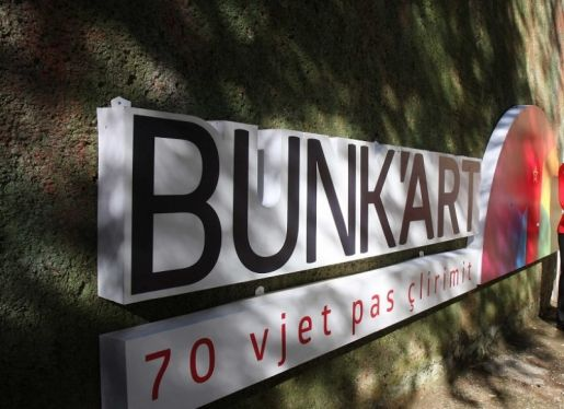 logo of Bunk'Art