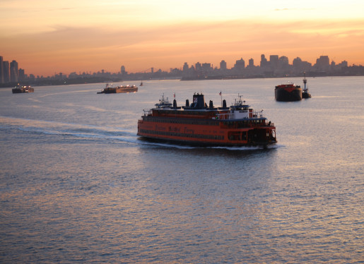 logo of Staten Island Ferry