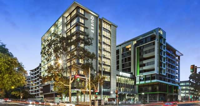 Quest Opens In Sydney S Chatswood More Hotels On The Way Hotel