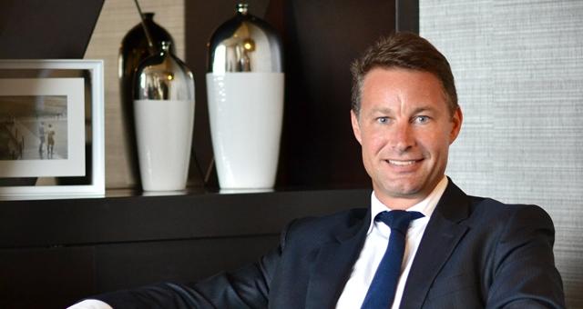 Richard Crawford joins Marriott International in top ...