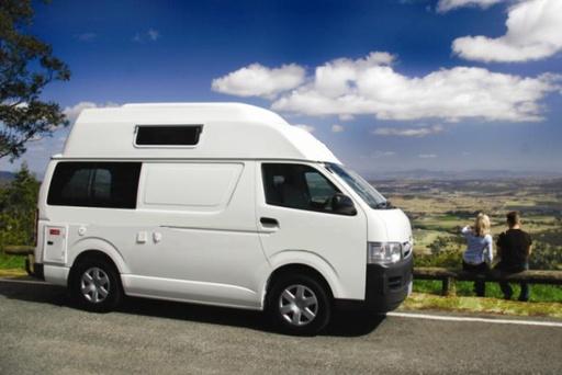 Real value campervans australia campervan hire and reviews for Motor home rental usa
