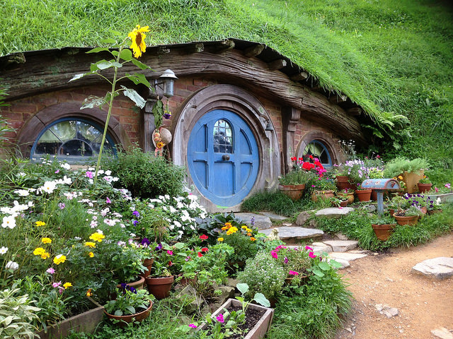 Hobbiton and Middle Earth, New Zealand