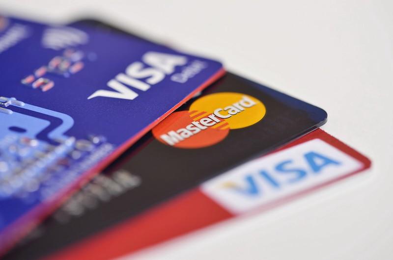 Credit cards for campervan rental deposit