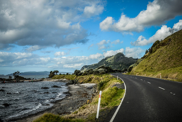 campervan hire from The Coromandel region of New Zealand