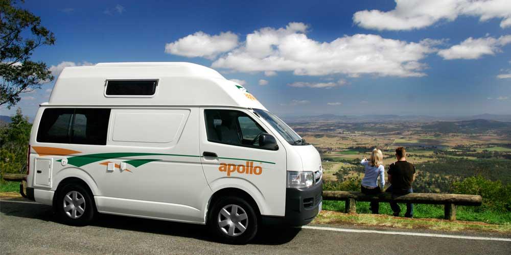 Apollo HiTop Campervan Review
