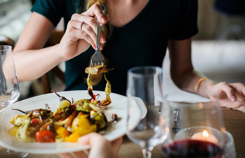 Avoid eating out at restaurants