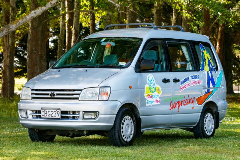 Tui Sleepervans: Review, Compare Prices and Book